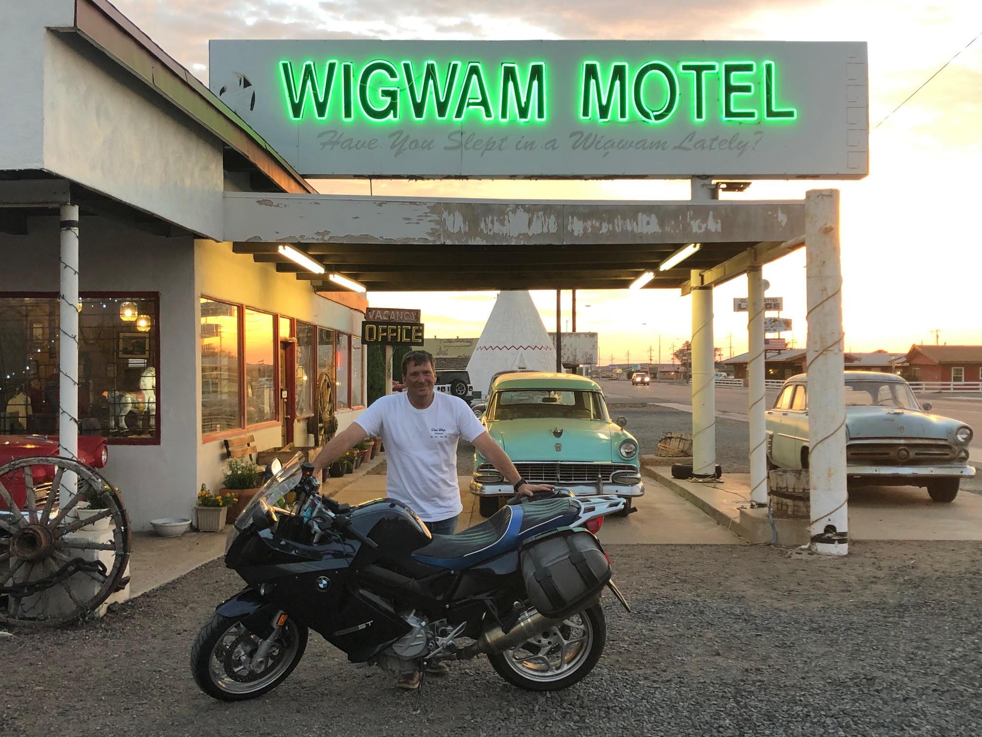 Winwam Motel Holbrook AZ